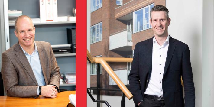 9.30 uur <strong> Kick-off </strong> <hr></hr> Kick-off door Toine van Rooij en Richard Rozema van AluK.